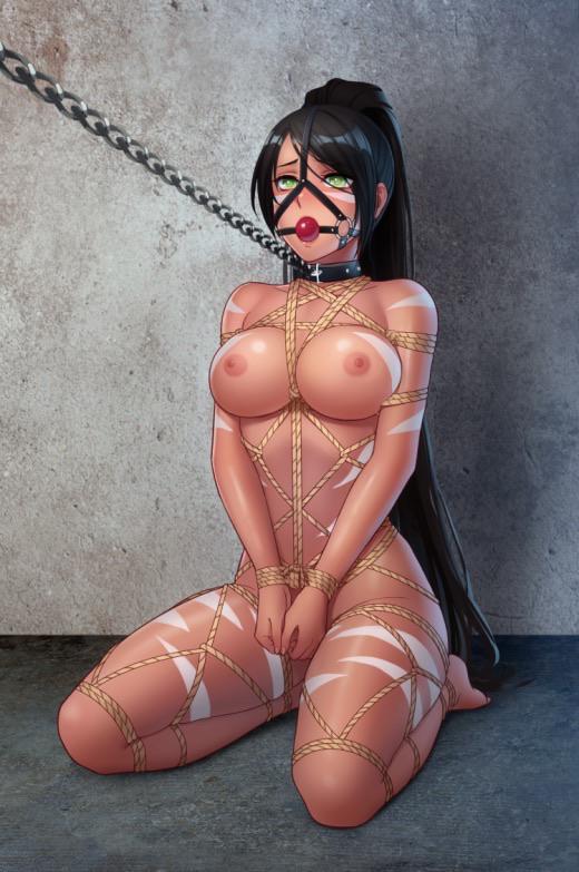 Nidalee BDSM